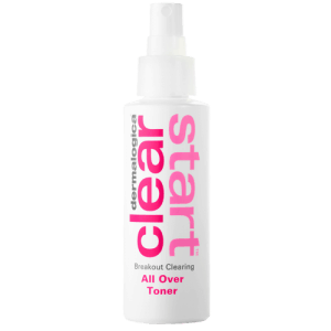 CLEAR START – ALL OVER TONER