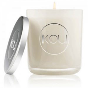 IKOU ECO-LUXURY CANDLE GLASS SMALL – CALM