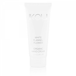 IKOU WHITE FLANNEL FLOWER AGE-DEFYING HAND CREAM 100ML