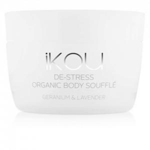 IKOU DE-STRESS BODY ORGANIC  SOUFFLE 200G