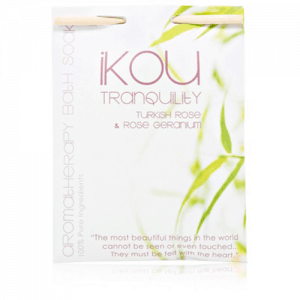 IKOU 100% NATURAL BATH SOAK TRANQUILITY 125G