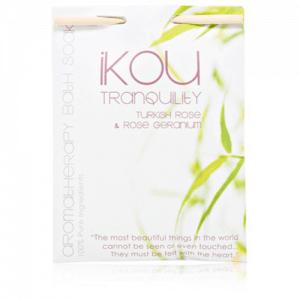 IKOU 100% NATURAL BATH SOAK TRANQUILITY 125G